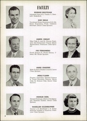 Page 12, 1956 Edition, Clyde High School - Courier Yearbook (Clyde, OH) online yearbook collection