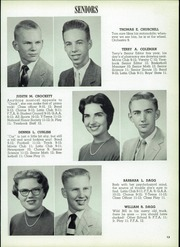 Page 17, 1956 Edition, Clyde High School - Courier Yearbook (Clyde, OH) online yearbook collection