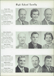 Page 11, 1957 Edition, Clyde High School - Courier Yearbook (Clyde, OH) online yearbook collection