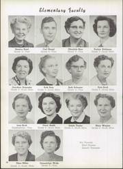 Page 14, 1957 Edition, Clyde High School - Courier Yearbook (Clyde, OH) online yearbook collection