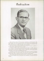 Page 6, 1957 Edition, Clyde High School - Courier Yearbook (Clyde, OH) online yearbook collection