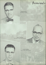 Page 9, 1957 Edition, Clyde High School - Courier Yearbook (Clyde, OH) online yearbook collection