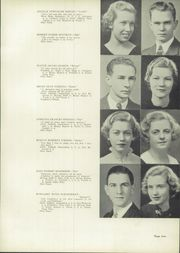 Page 17, 1935 Edition, Upper Arlington High School - Norwester Yearbook (Upper Arlington, OH) online yearbook collection