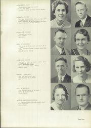 Page 9, 1935 Edition, Upper Arlington High School - Norwester Yearbook (Upper Arlington, OH) online yearbook collection