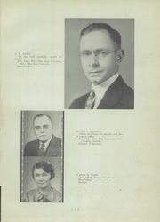 Page 11, 1937 Edition, Upper Arlington High School - Norwester Yearbook (Upper Arlington, OH) online yearbook collection