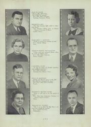 Page 13, 1937 Edition, Upper Arlington High School - Norwester Yearbook (Upper Arlington, OH) online yearbook collection