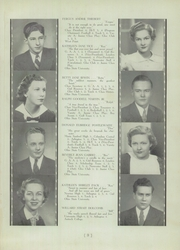 Page 17, 1937 Edition, Upper Arlington High School - Norwester Yearbook (Upper Arlington, OH) online yearbook collection