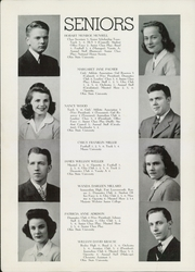 Page 16, 1941 Edition, Upper Arlington High School - Norwester Yearbook (Upper Arlington, OH) online yearbook collection