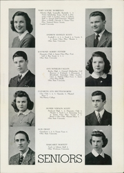 Page 17, 1941 Edition, Upper Arlington High School - Norwester Yearbook (Upper Arlington, OH) online yearbook collection