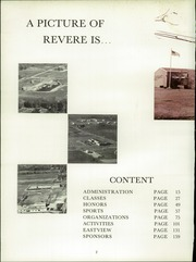 Page 6, 1963 Edition, Revere High School - Revere Review Yearbook (Richfield, OH) online yearbook collection