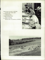 Page 9, 1963 Edition, Revere High School - Revere Review Yearbook (Richfield, OH) online yearbook collection