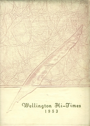 1953 Edition, Wellington High School - Duke Yearbook (Wellington, OH)