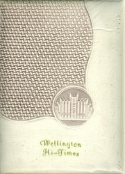 1954 Edition, Wellington High School - Duke Yearbook (Wellington, OH)