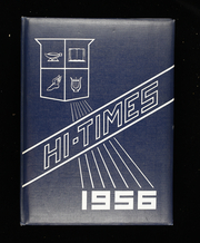 1956 Edition, Wellington High School - Duke Yearbook (Wellington, OH)