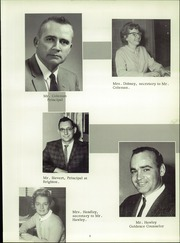 Page 9, 1965 Edition, Wellington High School - Duke Yearbook (Wellington, OH) online yearbook collection