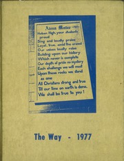 Page 1, 1977 Edition, Archbishop Hoban High School - Way Yearbook (Akron, OH) online yearbook collection