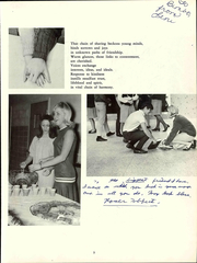 Page 9, 1968 Edition, Sylvania Northview High School - Wyandotte Yearbook (Sylvania, OH) online yearbook collection
