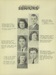 Page 10, 1946 Edition, Centerville High School - Elkonian Yearbook (Centerville, OH) online yearbook collection