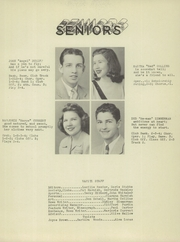 Page 13, 1946 Edition, Centerville High School - Elkonian Yearbook (Centerville, OH) online yearbook collection