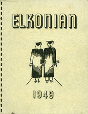 Centerville High School - Elkonian Yearbook (Centerville, OH) online yearbook collection, 1949 Edition, Page 1