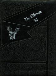 1951 Edition, Centerville High School - Elkonian Yearbook (Centerville, OH)
