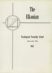 Page 7, 1951 Edition, Centerville High School - Elkonian Yearbook (Centerville, OH) online yearbook collection