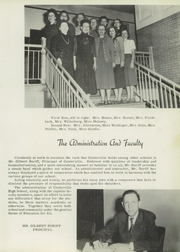 Page 9, 1951 Edition, Centerville High School - Elkonian Yearbook (Centerville, OH) online yearbook collection