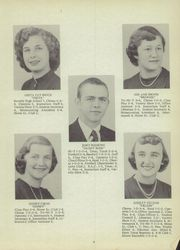 Page 13, 1953 Edition, Centerville High School - Elkonian Yearbook (Centerville, OH) online yearbook collection