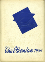 1954 Edition, Centerville High School - Elkonian Yearbook (Centerville, OH)