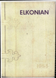 1955 Edition, Centerville High School - Elkonian Yearbook (Centerville, OH)