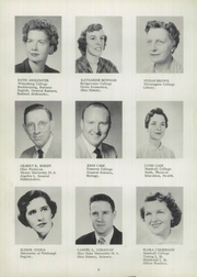 Page 12, 1957 Edition, Centerville High School - Elkonian Yearbook (Centerville, OH) online yearbook collection