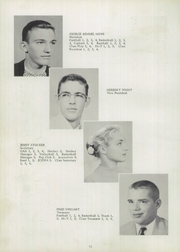 Page 16, 1957 Edition, Centerville High School - Elkonian Yearbook (Centerville, OH) online yearbook collection