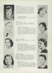 Page 17, 1957 Edition, Centerville High School - Elkonian Yearbook (Centerville, OH) online yearbook collection