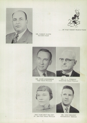 Page 9, 1957 Edition, Centerville High School - Elkonian Yearbook (Centerville, OH) online yearbook collection