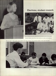 Page 12, 1967 Edition, Centerville High School - Elkonian Yearbook (Centerville, OH) online yearbook collection