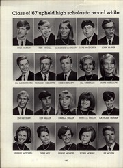 Page 166, 1967 Edition, Centerville High School - Elkonian Yearbook (Centerville, OH) online yearbook collection