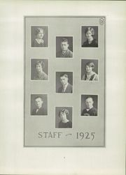 Page 13, 1925 Edition, Dover High School - Swirl Yearbook (Dover, OH) online yearbook collection