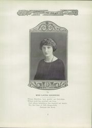 Page 9, 1925 Edition, Dover High School - Swirl Yearbook (Dover, OH) online yearbook collection