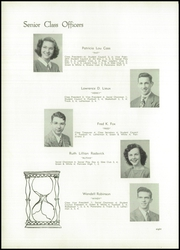 Page 12, 1947 Edition, Dover High School - Swirl Yearbook (Dover, OH) online yearbook collection