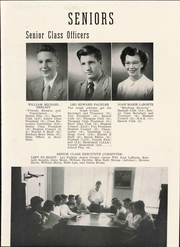 Page 13, 1949 Edition, Shelby High School - Scarlet S Yearbook (Shelby, OH) online yearbook collection