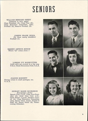 Page 15, 1949 Edition, Shelby High School - Scarlet S Yearbook (Shelby, OH) online yearbook collection