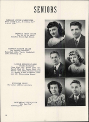 Page 16, 1949 Edition, Shelby High School - Scarlet S Yearbook (Shelby, OH) online yearbook collection