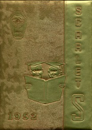 1952 Edition, Shelby High School - Scarlet S Yearbook (Shelby, OH)