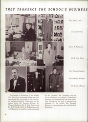 Page 12, 1952 Edition, Shelby High School - Scarlet S Yearbook (Shelby, OH) online yearbook collection
