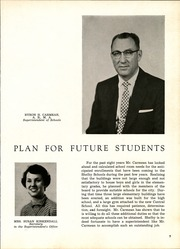 Page 11, 1954 Edition, Shelby High School - Scarlet S Yearbook (Shelby, OH) online yearbook collection
