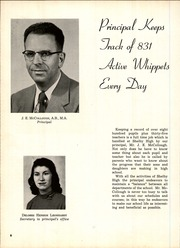 Page 12, 1954 Edition, Shelby High School - Scarlet S Yearbook (Shelby, OH) online yearbook collection
