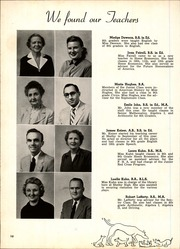 Page 14, 1954 Edition, Shelby High School - Scarlet S Yearbook (Shelby, OH) online yearbook collection