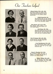 Page 16, 1954 Edition, Shelby High School - Scarlet S Yearbook (Shelby, OH) online yearbook collection