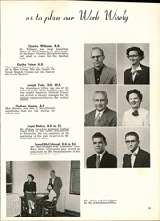 Page 17, 1954 Edition, Shelby High School - Scarlet S Yearbook (Shelby, OH) online yearbook collection