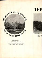 Page 6, 1954 Edition, Shelby High School - Scarlet S Yearbook (Shelby, OH) online yearbook collection